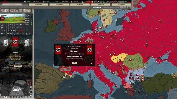 31 - Queda do Terceiro Reich