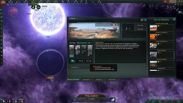 43 - Novo mundo habitável