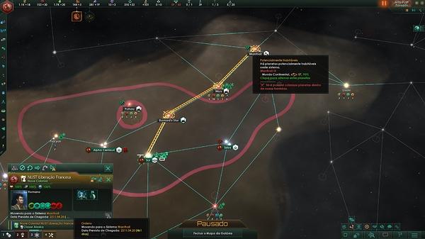 25 - Quarta missão colonial