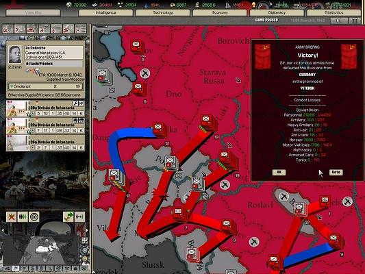 06 - Desestabilização das forças alemãs