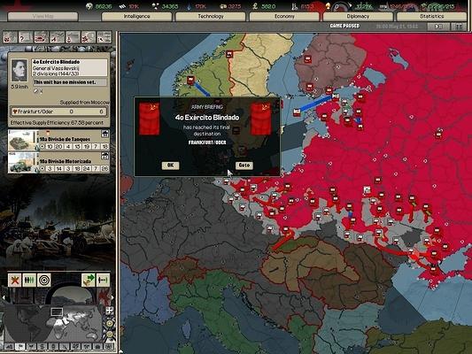 16 - Berlim ante portas - Erro de Hitler em tentar segurar Ucrania