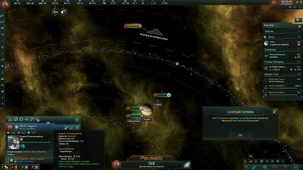 15 - Nova nave cientifica