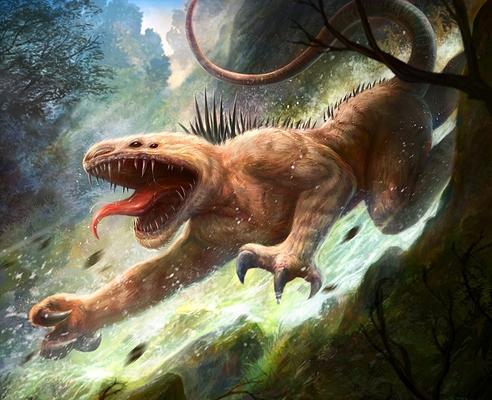 predator bestial fury