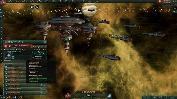 42 - Frota formada