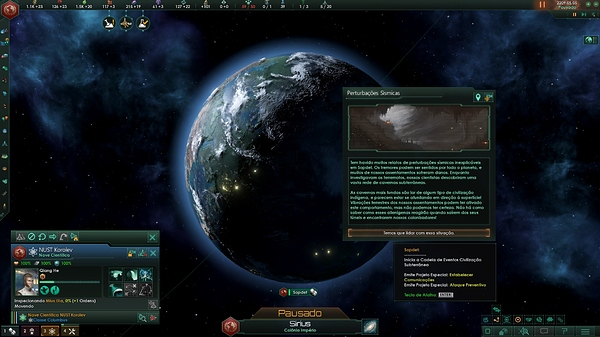 18 - Civilização subterrânea