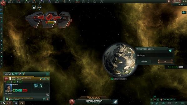 10 - Terceira colonização