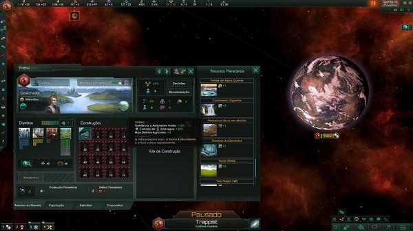 20 - Colonização concluída - Terceira colonia