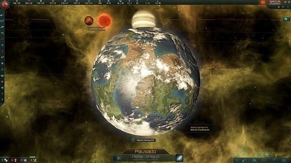 36 - Alpha Centauri III